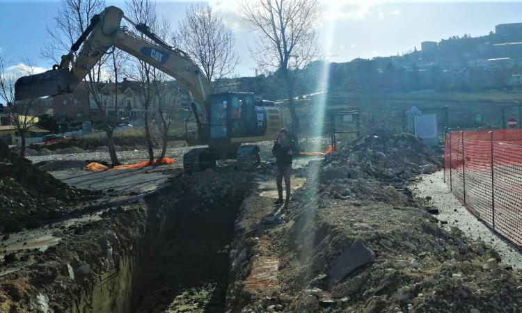 """Camerino, nuova scuola """"Betti"""": avviate le indagini archeologiche sull'area"""