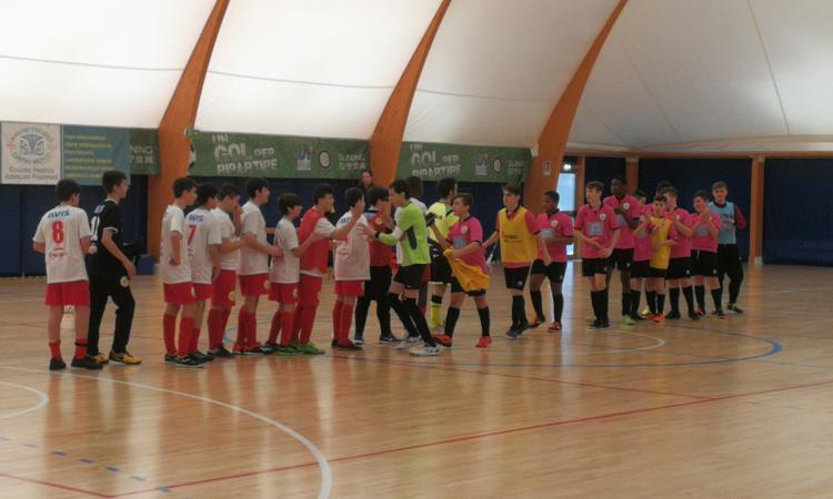 Calcio a 5: il Borgorosso rimonta il Cus Macerata, Derby amaro per l'under 15