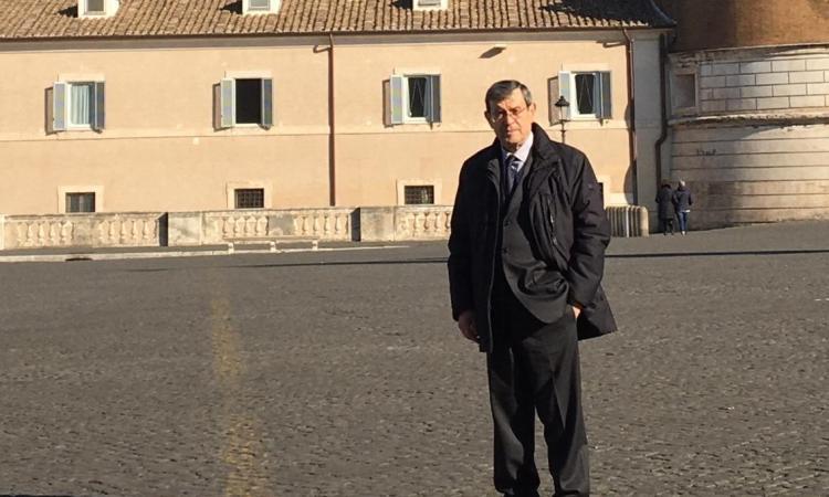 """Onorificenze al Merito della Repubblica: Mattarella premia Gaetano Angeletti dell'associazione """"La Rondinella"""""""