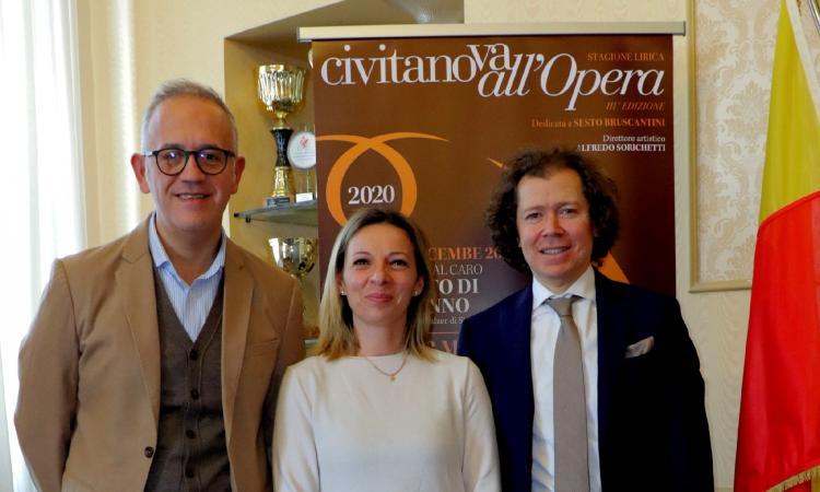 Civitanova all'opera: cambiano le date del cartellone