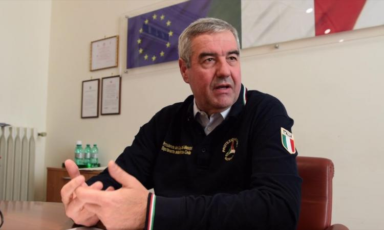 """Borrelli contro Ceriscioli: """"Non condivido l'ordinanza, scelta della Regione"""""""