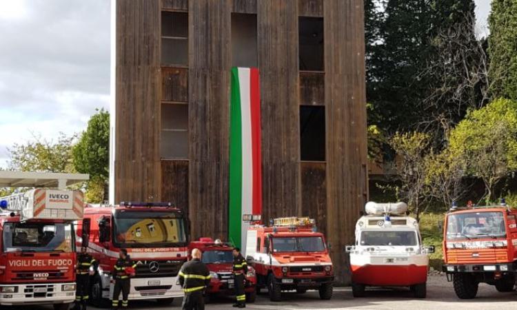 """Macerata, i Vigili del Fuoco scrivono a Sciapichetti:""""Preoccupati per la caserma, vogliamo una risposta"""""""