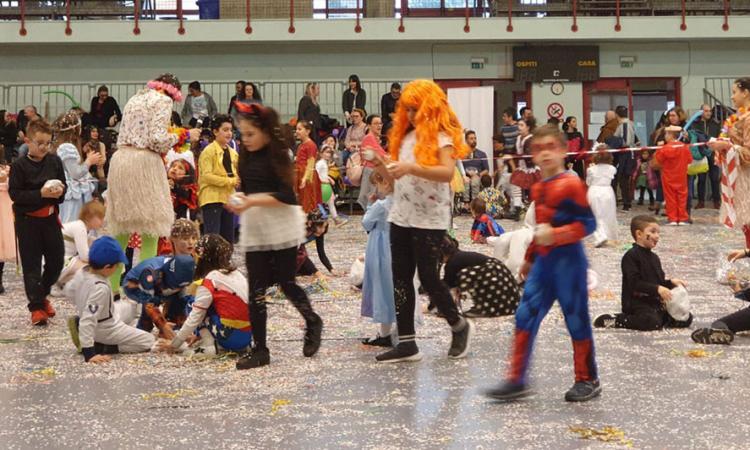 Tolentino, tra maschere e giochi: il Carnevale dei Bambini conquista tutti
