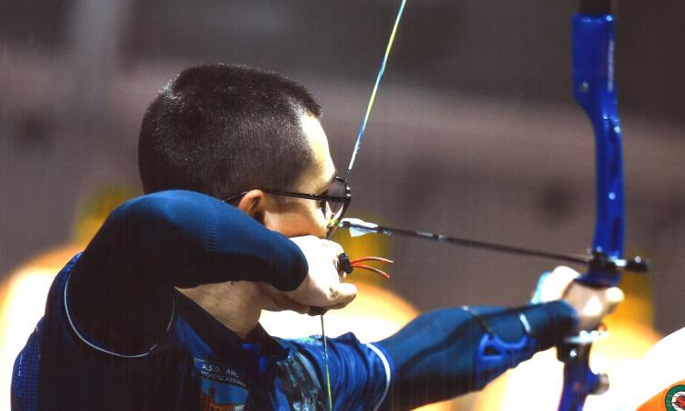 Montecassiano, Filippo Ortolani conquista il bronzo ai Campionati Italiani Indoor di tiro con l'arco