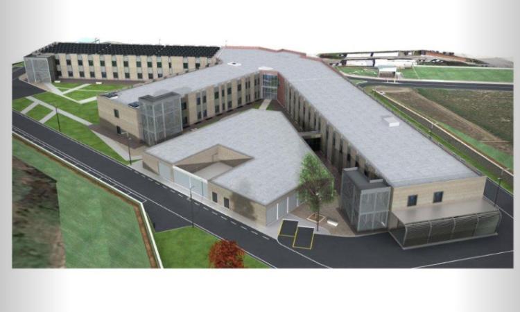 Nuovo ospedale ad Amandola: al via d'urgenza i lavori