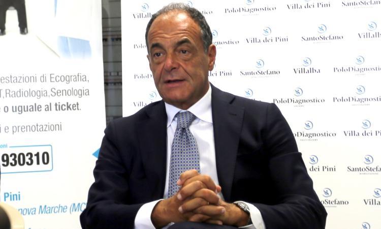"""Civitanova, l'a.d. di Villa Pini Brizioli: """"Abbiamo ampliato l'area dedicata ai contagiati"""""""