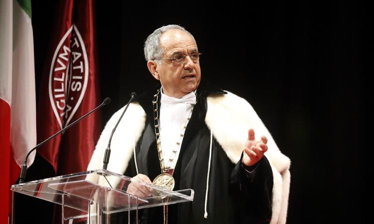 Macerata, il rettore Unimc Francesco Adornato ricorda Alberto Arbasino