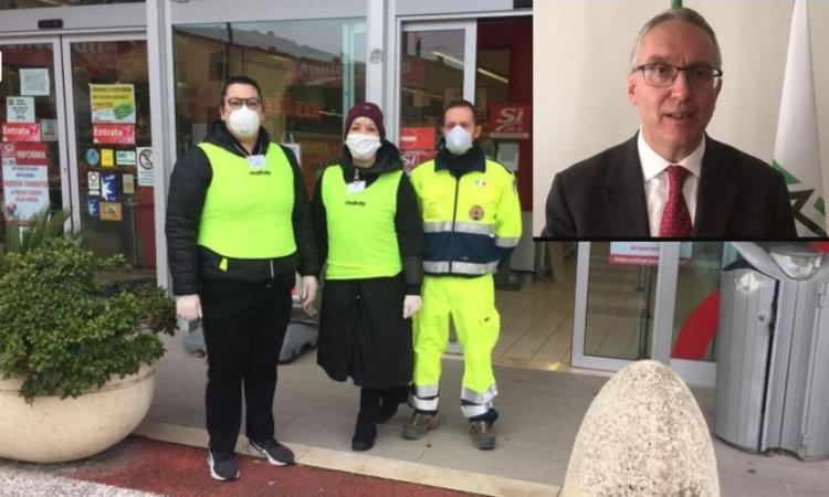 """Coronavirus, Ceriscioli emana un'ordinanza specifica per i volontari: """"Bene la solidarietà, ma in sicurezza"""""""