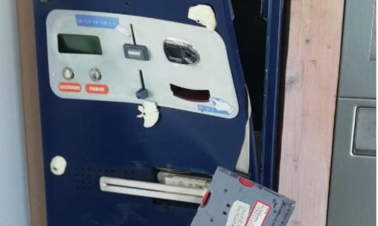 Pollenza, furto alla lavanderia Lavar di Casette Verdini: portato via l'incasso di circa 2500 euro