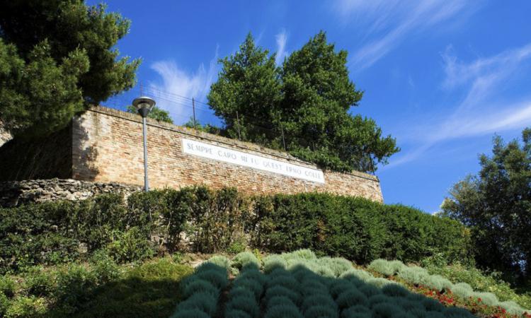 Recanati, dal 4 maggio riapriranno i parchi pubblici, compreso il Colle dell'Infinito