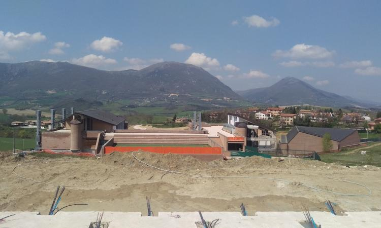 Camerino, 800 mila euro per il completare l'aula magna del Liceo Sportivo e Socio-Pedagogico