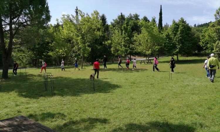 Treia, un successo il corso di Nordic Walking