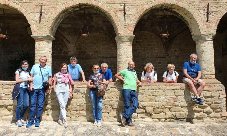 San Ginesio, il fascino di uno dei borghi più belli d'Italia: dal turismo inizia la ripartenza