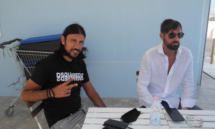 Porto Recanati, un campione del mondo da Guido Beach: Cristian Zaccardo ospite a sorpresa