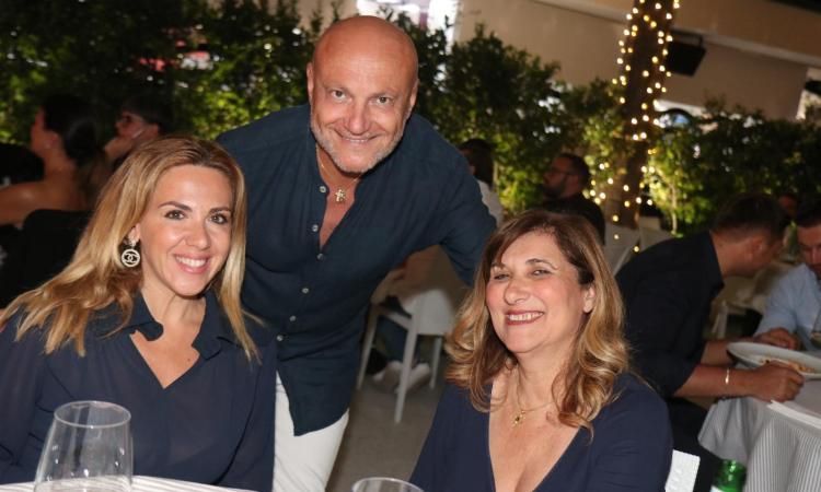 Civitanova, l'ex direttrice di Rai 1 Teresa De Santis e la giornalista Lisa Marzioli ospiti allo Shada