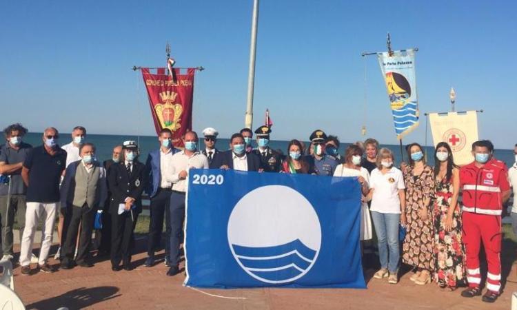Potenza Picena, celebrata la tredicesima Bandiera Blu sul Belvedere Baden Powell