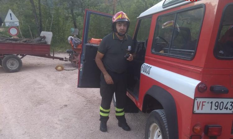 Perdono l'orientamento lungo il sentiero delle Lame Rosse: recuperati due escursionisti