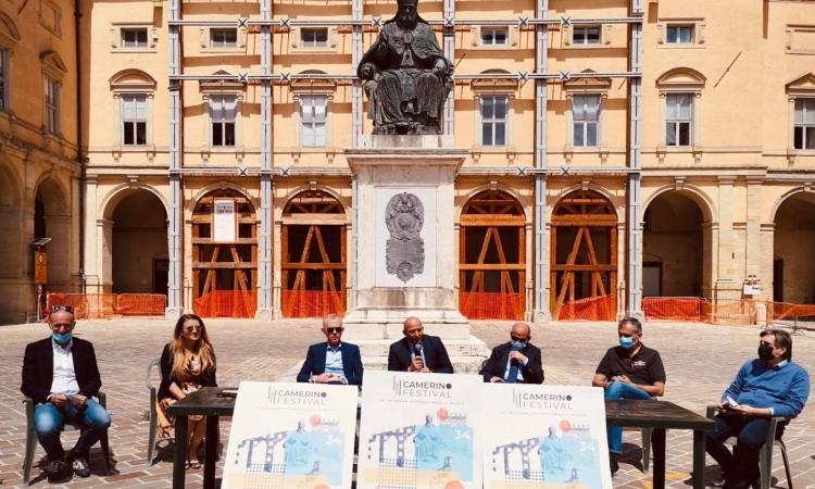"""""""Camerino Festival"""" e """"RisorgiMarche"""" insieme a Piazza Cavour: il programma completo"""