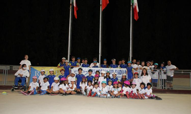 Pattinaggio, la Roller Civitanova festeggia i suoi atleti e presenta le novità del prossimo anno