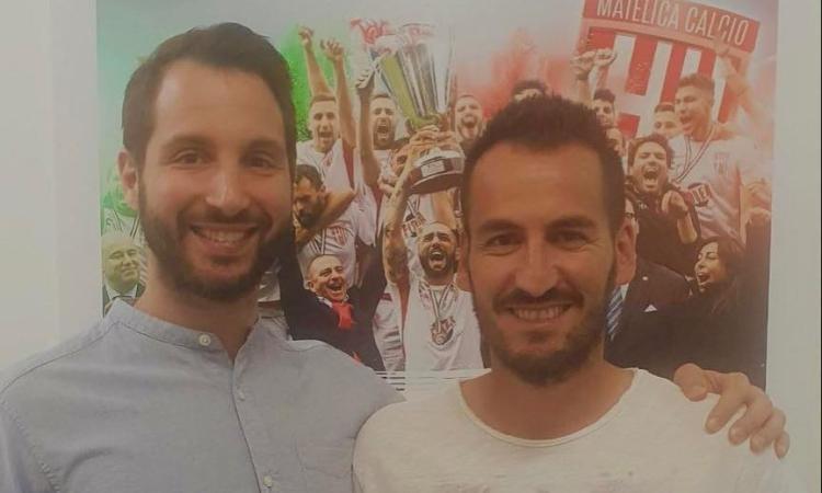 Matelica, Omar Ippoliti sarà il responsabile del settore giovanile