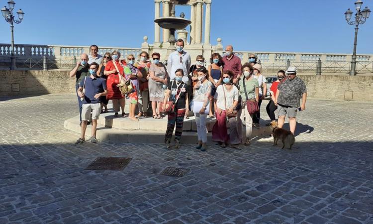 """Treia, """"RipaARTiamo"""": le Guide Turistiche delle Marche fanno tappa nella città del bracciale"""