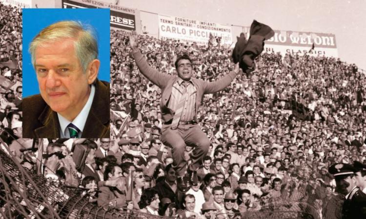 """""""Il Cagliari degli eroi"""": Maurizio Verdenelli presenta il libro che racconta il """"riscatto di una Nazione"""""""