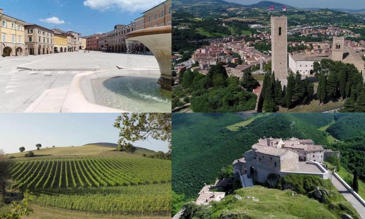 """Nuovo spot turistico per San Severino Marche: """"Gioiello in mezzo al verde"""" (VIDEO)"""