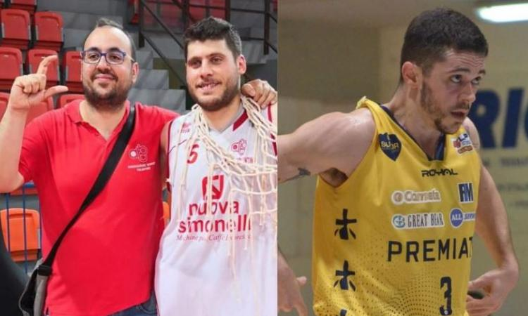 Basket, la Nuova Simonelli Tolentino riparte da coach Palmioli e piazza il colpo Lupetti