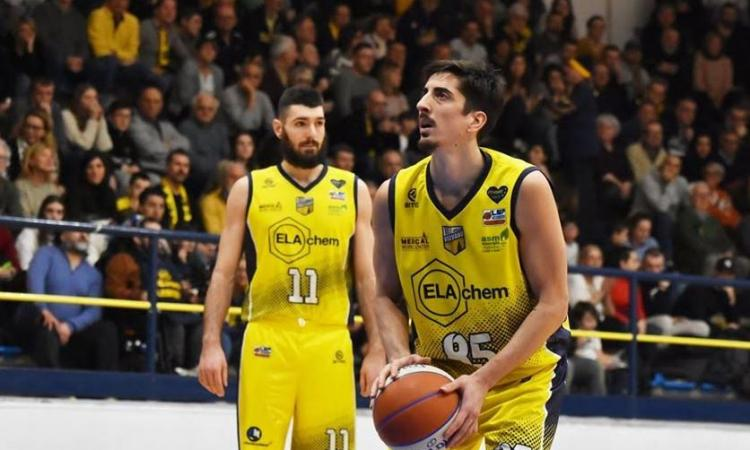 Basket, altro arrivo per la Virtus Civitanova: ingaggiata la guardia Tommaso Milani