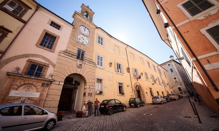 San Severino, palazzo Governatori: affidati i lavori di ristrutturazione