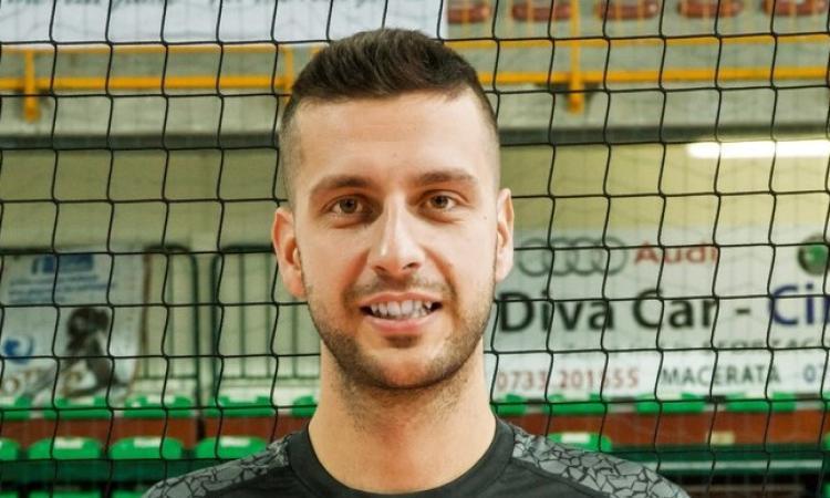 Paoloni Macerata, altra conferma pesante: Bernardo Calistri rinnova