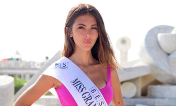 """Civitanova, Vittoria Gianfreda brilla sul palco della finale di """"Miss Grand Prix 2020"""""""