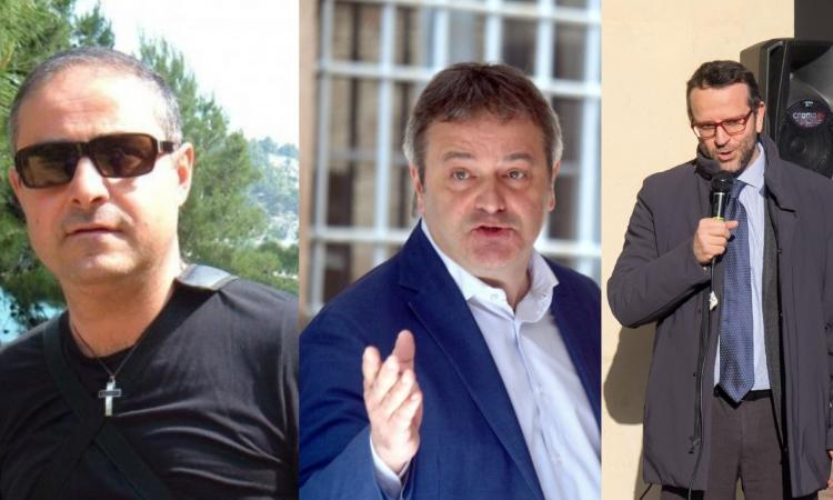 Macerata, l'Udc compatta con Parcaroli: arrivano le dimissioni di Caldarelli e Cotognini, Foglia lascia la maggioranza