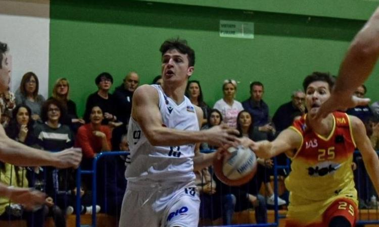Basket, resi noti i gironi di serie B: la Virtus Civitanova sarà insieme a squadre friulane e venete
