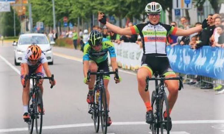 """Ciclismo, pronto il """"Giro delle Marche in Rosa"""": si parte venerdì 4 settembre da Recanati"""