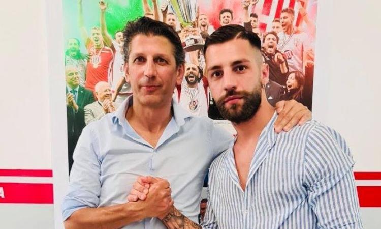 Serie C, primo innesto a centrocampo per il Matelica: arriva Federico Pizzutelli