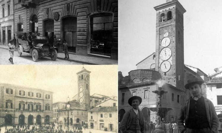 """""""Ricordi di una città"""", un mostra fotografica per scoprire la Tolentino tra fine 800 e primi 900"""