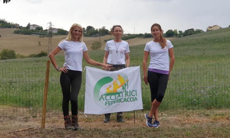 Monte San Giusto, visite guidate nei laghetti artificiali: l'iniziativa di tre giovani cacciatrici