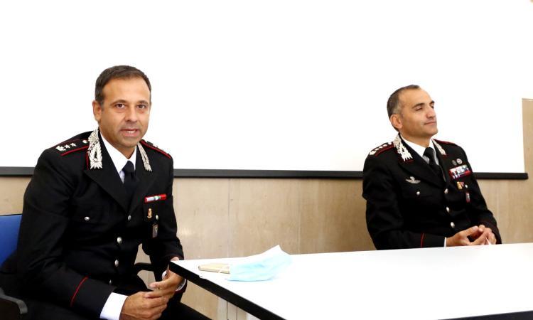 Il Ten. Col. Fava lascia Macerata dopo 4 anni e torna a Roma: comanderà il Gruppo per la Tutela della Salute
