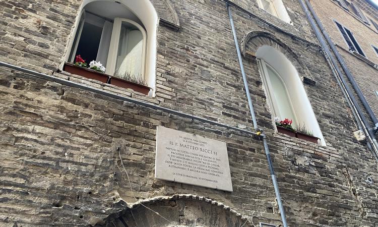 Macerata, inaugurato l'Itinerario ricciano: un viaggio nel tempo lungo 26 tappe (FOTO)