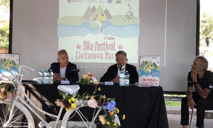 Civitanova, al via il Bike Festival: si pensa alla candidatura come Comune Ciclabile 2021