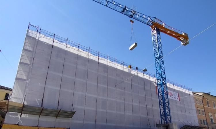 Sisma, a San Severino arrivano 45 milioni di euro per la ricostruzione privata