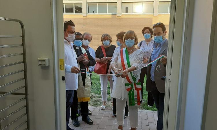 """Montefano, inaugurata la mensa della scuola primaria """"Olimpia"""": arriva il tempo pieno"""
