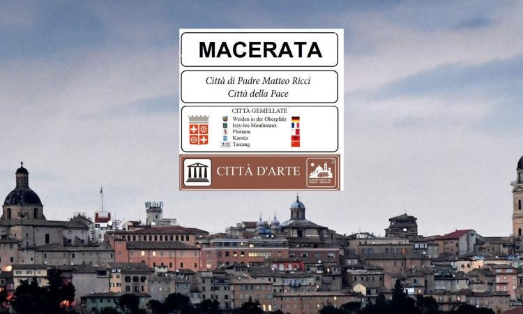 """Macerata non solo """"Città della Pace"""": arriva la nuova segnaletica dedicata a Padre Matteo Ricci"""