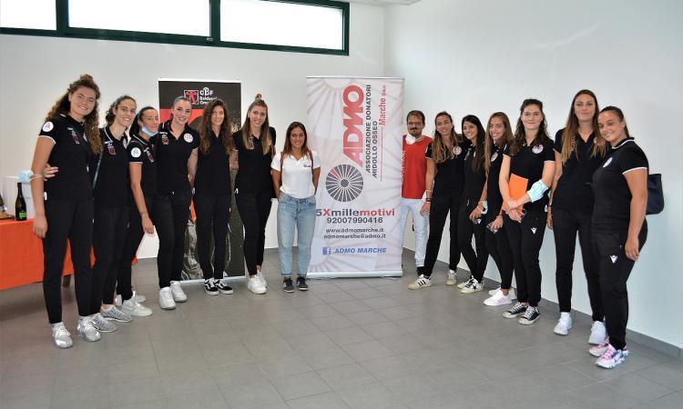 Cbf Balducci Macerata, ok della Regione: all'esordio in A2 potranno esserci sino a 200 spettatori