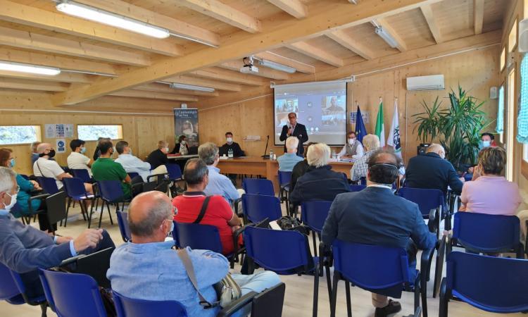 Castelsantangelo, presentato il DDR alla cittadinanza: presente l'architetto Stefano Boeri