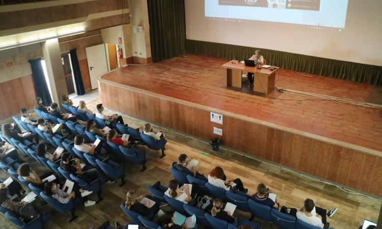 Unimc ,si riaprono le aule dell'Ateneo: oltre 1600 studenti tornano a lezione (VIDEO)
