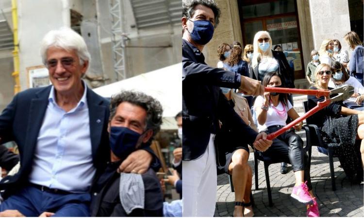 """Macerata - il day after, Giuseppe Romano: """"Parcaroli non abbandonerà i commercianti"""""""