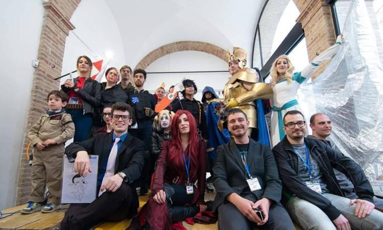 Sarnano Comix, torna il festival del fumetto: dal Loggiato di via Roma parte l'edizione 1.5