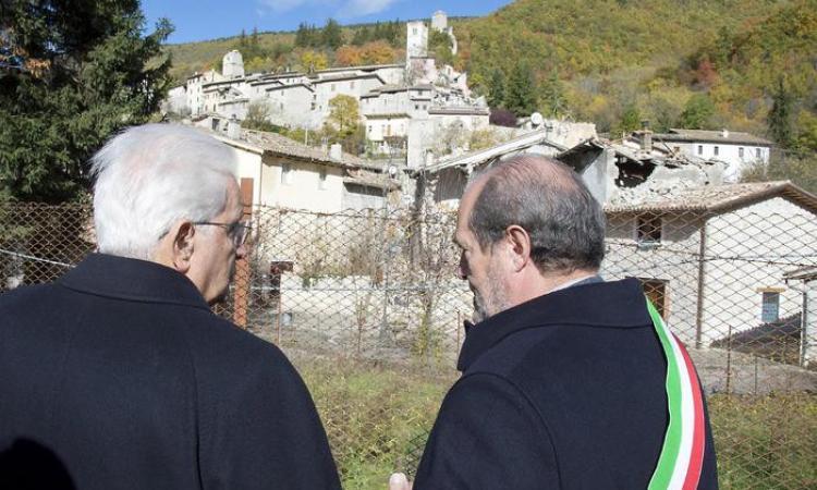 """Sisma, i Sindaci del cratere ad Acquaroli: """"ora si impegni a velocizzare la ricostruzione"""""""